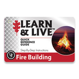 UST - Learn And Live Cards Fire