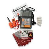 UST - Learn & Live Fire Starting Kit