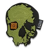5.11 Tactical - Topo Skull, mosstone