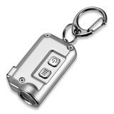 Nitecore - TINI Keychain LED Light Silver