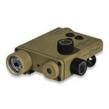 Sightmark - LoPro combo Laser Designator, ruda