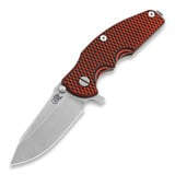 Hinderer - Jurassic Spearpoint, stonewash bronze, orange/black