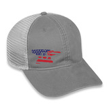 Buck - Stars and Bars Anvil Cap
