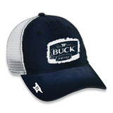 Buck - Navy Logo Patch Cap