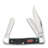 Case Cutlery - Stockman Bermuda Green