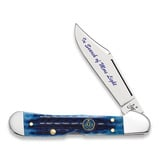 Case Cutlery - Masonic Mini Copperlock Blue