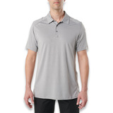 5.11 Tactical - Paramount Polo, heather grey