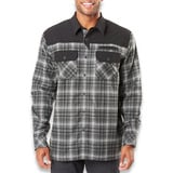 5.11 Tactical - Endeavor Flannel shirt, charcoal PLD