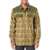 5.11 Tactical - Endeavor Flannel shirt, kangaroo PLD