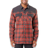 5.11 Tactical - Endeavor Flannel shirt, oxide red PLD