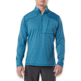 5.11 Tactical - Recon Half Zip, lake htr