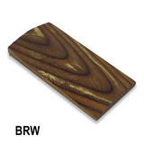 CWP Laminated Blanks - BRW - Varied brown, size 1040 x 150 x 55 mm