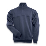 5.11 Tactical - Job Shirt 1/4 Zip, fire navy