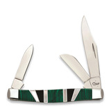 Case Cutlery - Stockman Green Malachite