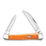 Case Cutlery - Persimmon Orange Bone Smooth