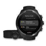 Suunto - 9 Baro Black + HR Belt