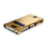 CRKT - iNoxCase for iPhone 4, gold
