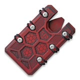 EOS - 2.5 Wallet Red Black Cerakote