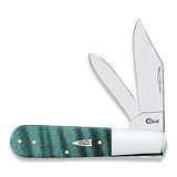 Case Cutlery - Barlow Turquoise Curly Maple