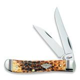 Case Cutlery - Mini Trapper Burnt Amber