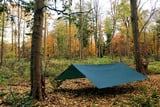 DD Hammocks - Tarp 4x4, brown