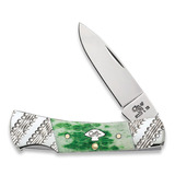 Case Cutlery - Lockback Emerald Bone