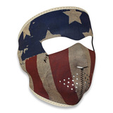 Zan Headgear - Full Face Mask Patriot