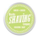 Nordic Shaving Company - Shaving Soap Birch 80g
