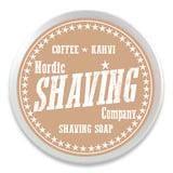 Nordic Shaving Company - Parranajosaippua kahvi 80g