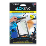 "Loksak - Double Zipper Bags, Set of Two 6"" x 9"""