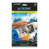 "Loksak - Double Zipper Bags, Set of Two 9"" x 6"""