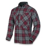 Helikon-Tex - MBDU Flannel Shirt, ruby plaid