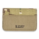 5.11 Tactical - Camo Card Wallet, multicam
