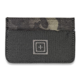 5.11 Tactical - Camo Card Wallet, multicam black