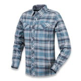 Helikon-Tex - Defender Mk2 Pilgrim Shirt, blue plaid