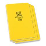 Rite in the Rain - Level Stapled Notebook 3 Pk
