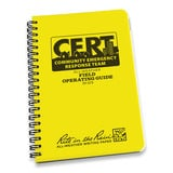 Rite in the Rain - CERT Field Operators Guide