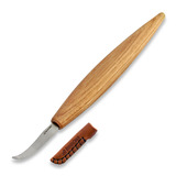 BeaverCraft - Spoon Carving Knife Open Curve with Leather Sheath