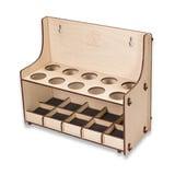 BeaverCraft - Tools Holder 10 sections