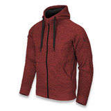 Helikon-Tex - Covert Tactical Hoodie, red melange