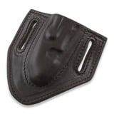 Hinderer - Leather belt sheath for XM-18 3.5
