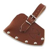 Hachas Jauregi - Leather axe sheath, small