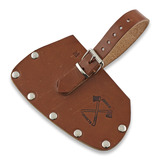 Hachas Jauregi - Leather axe sheath, medium