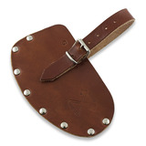 Hachas Jauregi - Leather axe sheath, large