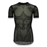 Svala - 100% Dry Stretch Mesh T-shirt, zaļš