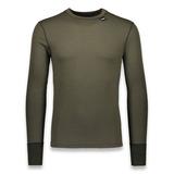 Svala - Merino shirt, zaļš