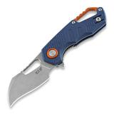 MKM Knives - Isonzo Hawkbill, zils