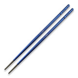 Due Cigni - Titanium Chopsticks, blau