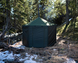 Savotta - Hiisi 4 Sauna Tent