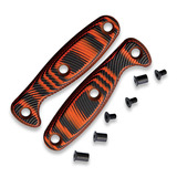 ESEE - Xancudo G10 3D, Orange/Black